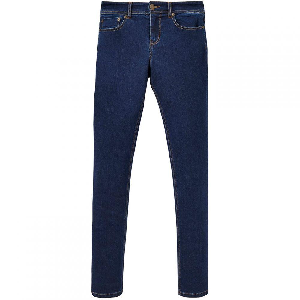 ジュールズ Joules レディース ボトムス・パンツ ジーンズ・デニム【Skinny stretch jeans regular waist】Dark Blue