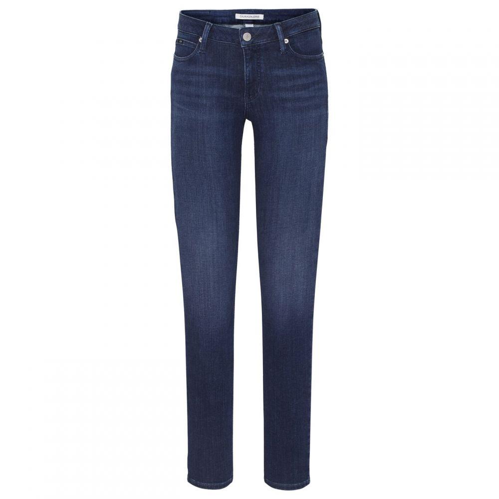 カルバンクライン Calvin Klein Jeans レディース ボトムス・パンツ ジーンズ・デニム【001 Super Skinny Jeans】Janice