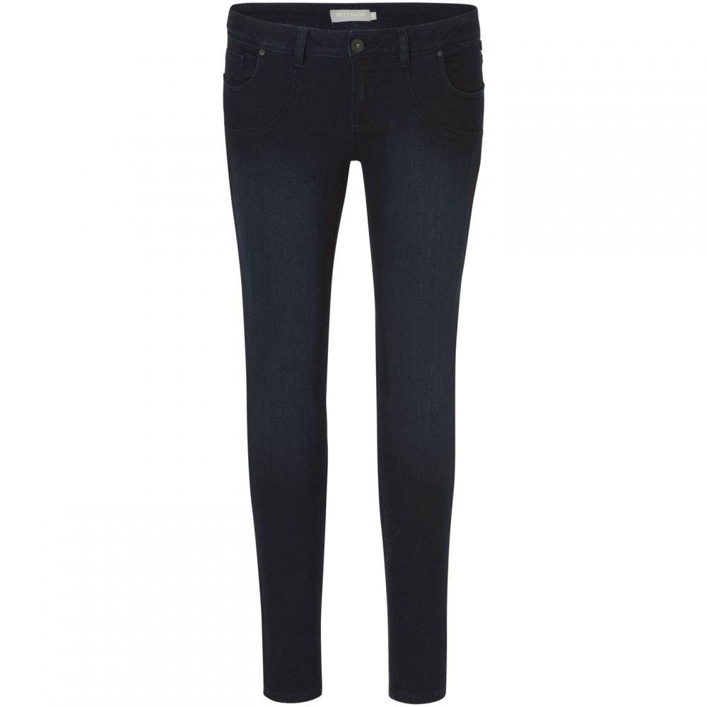 ベティー バークレイ Betty Barclay Elements レディース ボトムス・パンツ ジーンズ・デニム【Five pocket jeans】Denim