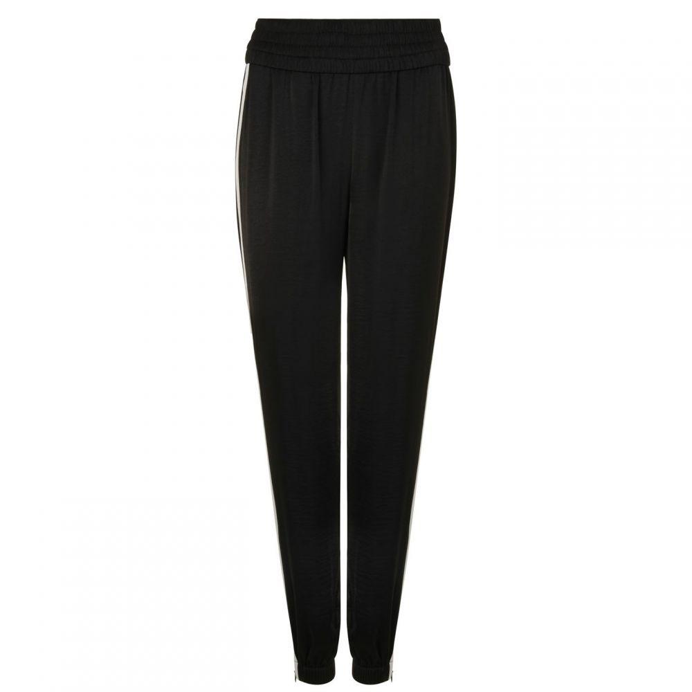 ケンダルアンドカイリー Kendall and Kylie レディース ボトムス・パンツ【Stripe Pants】Black/BrightBKW