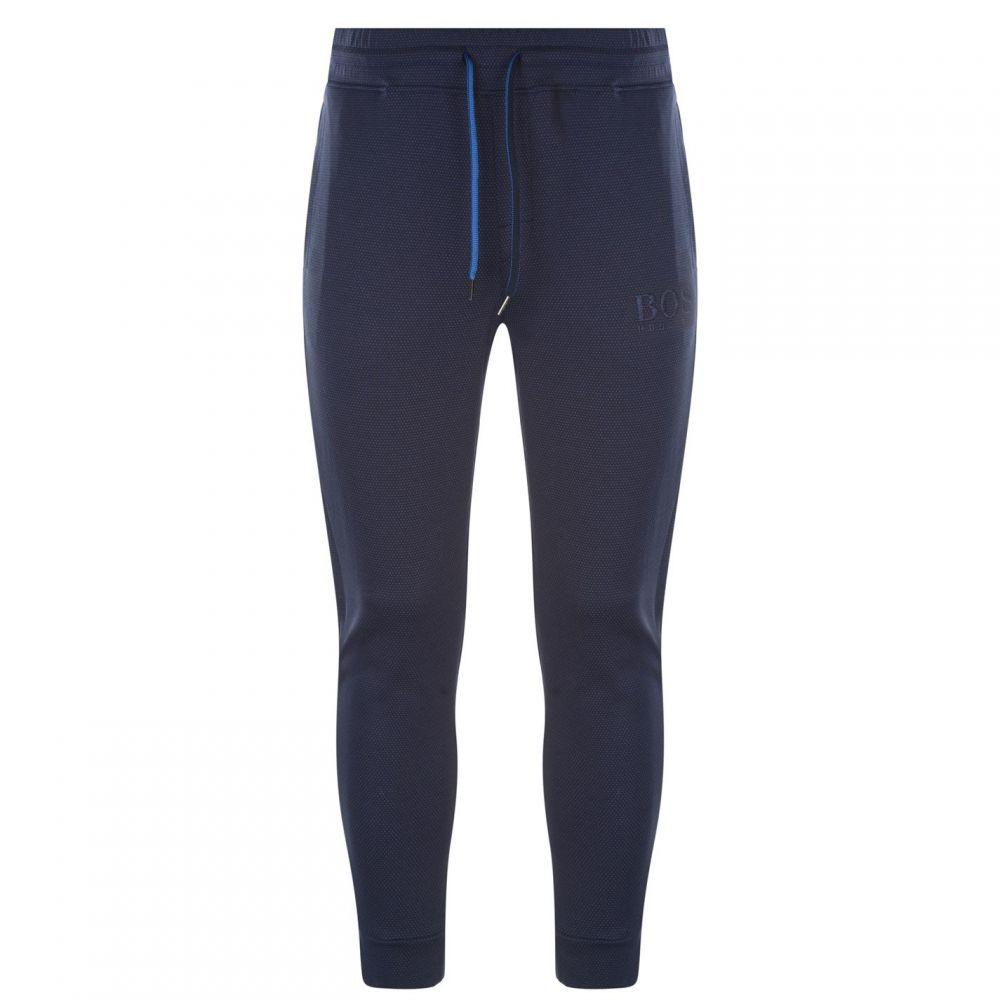 ヒューゴ ボス Boss Bodywear メンズ ランニング・ウォーキング ボトムス・パンツ【Boss Heritage Jogging Bottoms】Navy