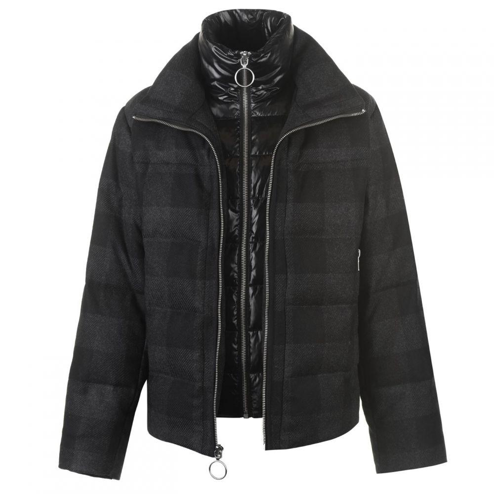 ベリーウォーム The Very Warm メンズ アウター ジャケット【Crosby Padded Jacket】Grey Plaid