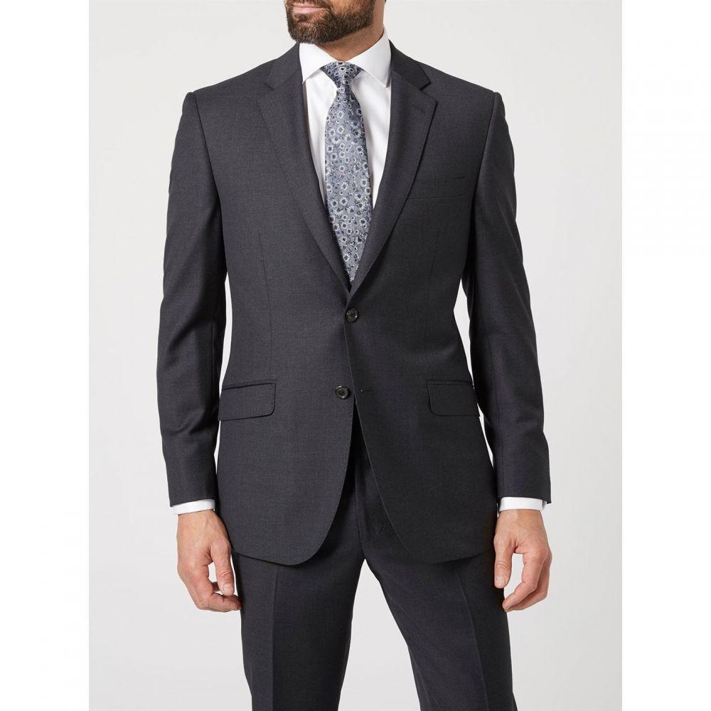 サイモン カーター Simon Carter メンズ アウター スーツ・ジャケット【Intrepid Tailored Twill Jacket Grey】Grey