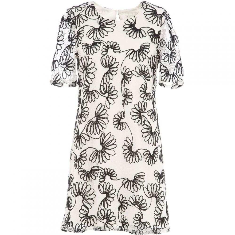 ラバンド Lavand レディース ワンピース・ドレス ワンピース【Floral Print Dress】Winter White