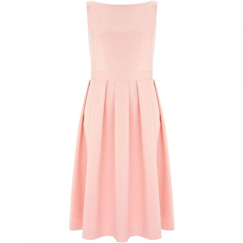 ハヴレン Havren レディース ワンピース・ドレス ワンピース【Ciara Bow Back Dress】Pink