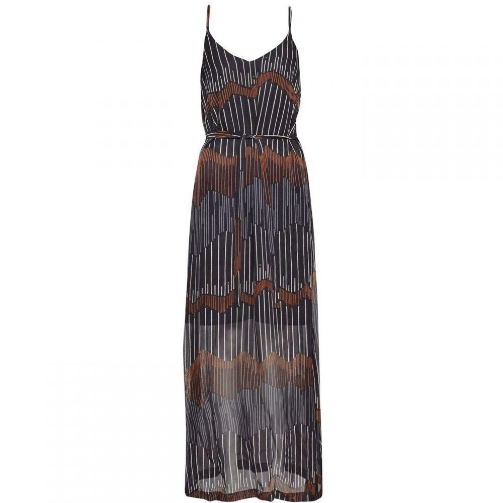 グレート プレインス Great Plains レディース ワンピース・ドレス ワンピース【Sand Dunes Maxi Dress】Navy