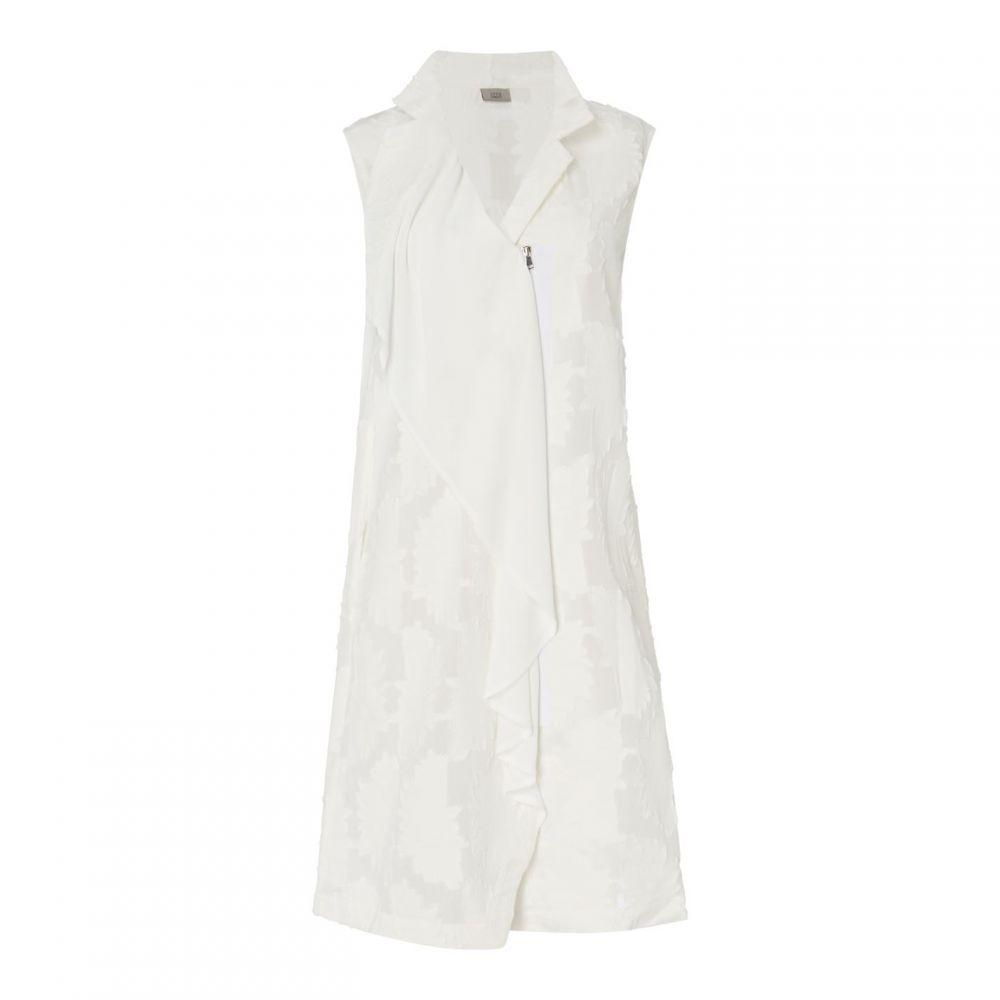クレアコンセプト Crea Concept レディース ワンピース・ドレス ワンピース【Crea Flo Zip Dress】OFF WHITE