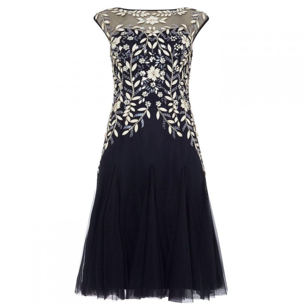 フェーズ エイト Phase Eight レディース ワンピース・ドレス ワンピース【Ursula Tulle Dress】Blue