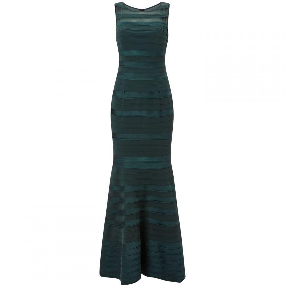 フェーズ エイト Phase Eight レディース ワンピース・ドレス ワンピース【Shannon Layered Dress】Emerald