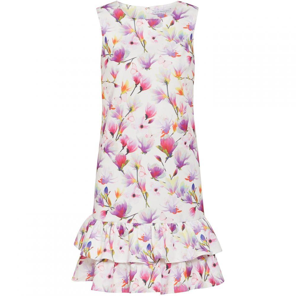 ジーナ バッコーニ Gina Bacconi レディース ワンピース・ドレス ワンピース【Cornelia Floral Dress】Pink Multi