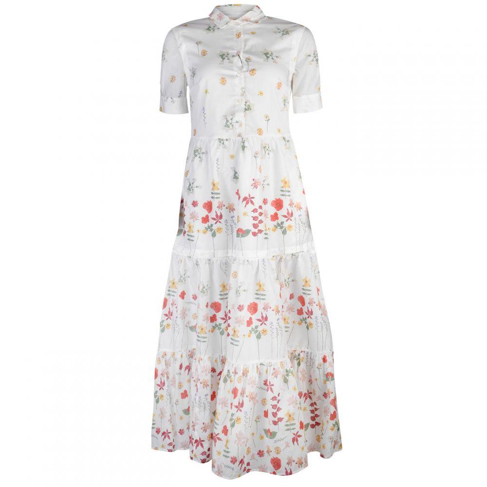 マックスマーラ Max Mara Weekend レディース ワンピース・ドレス ワンピース【MMW Lina Shirt Dress】White