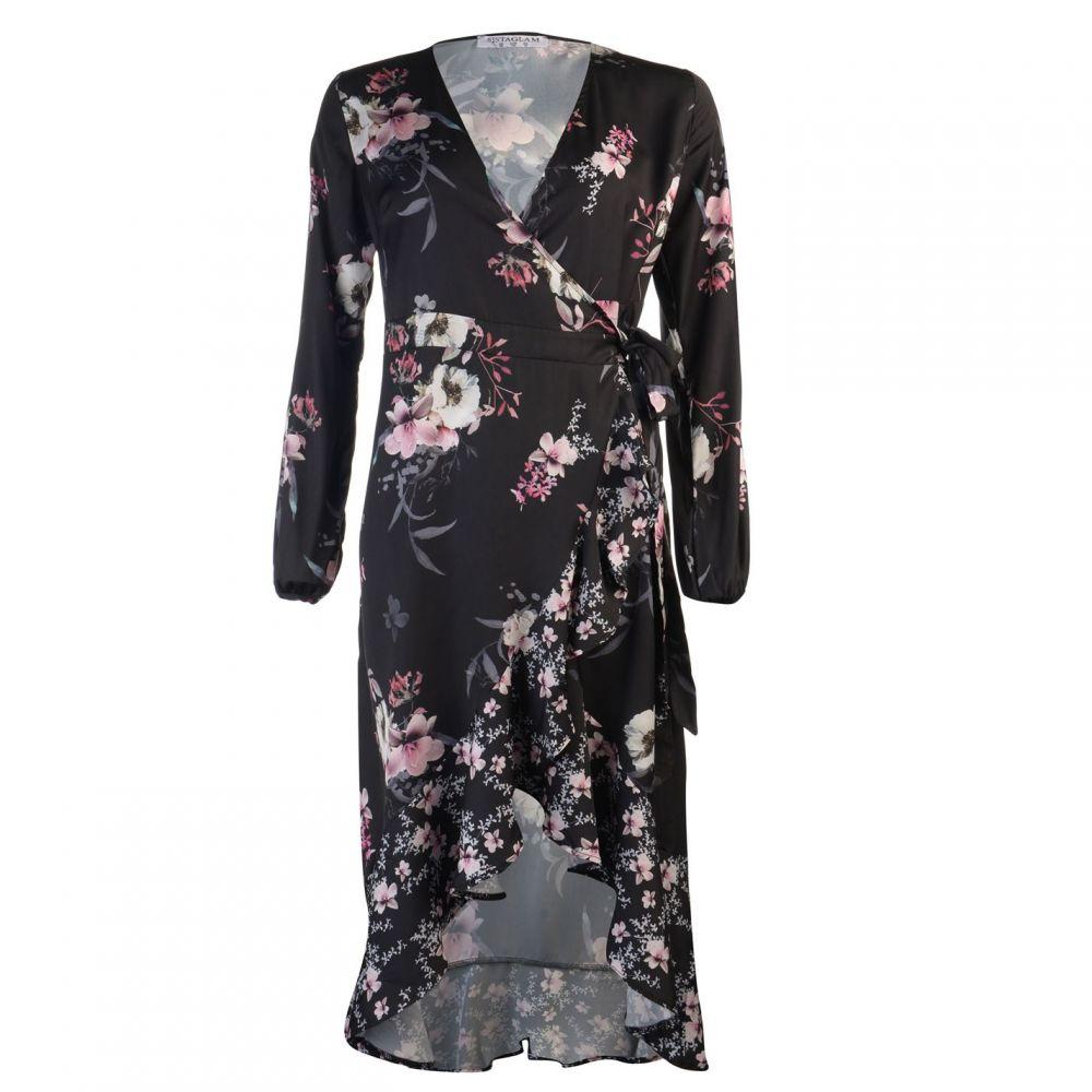 ジェシカ ライト Jessica Wright レディース ワンピース・ドレス ワンピース【Sistaglam DO Elva Dress】BLACK MULTI