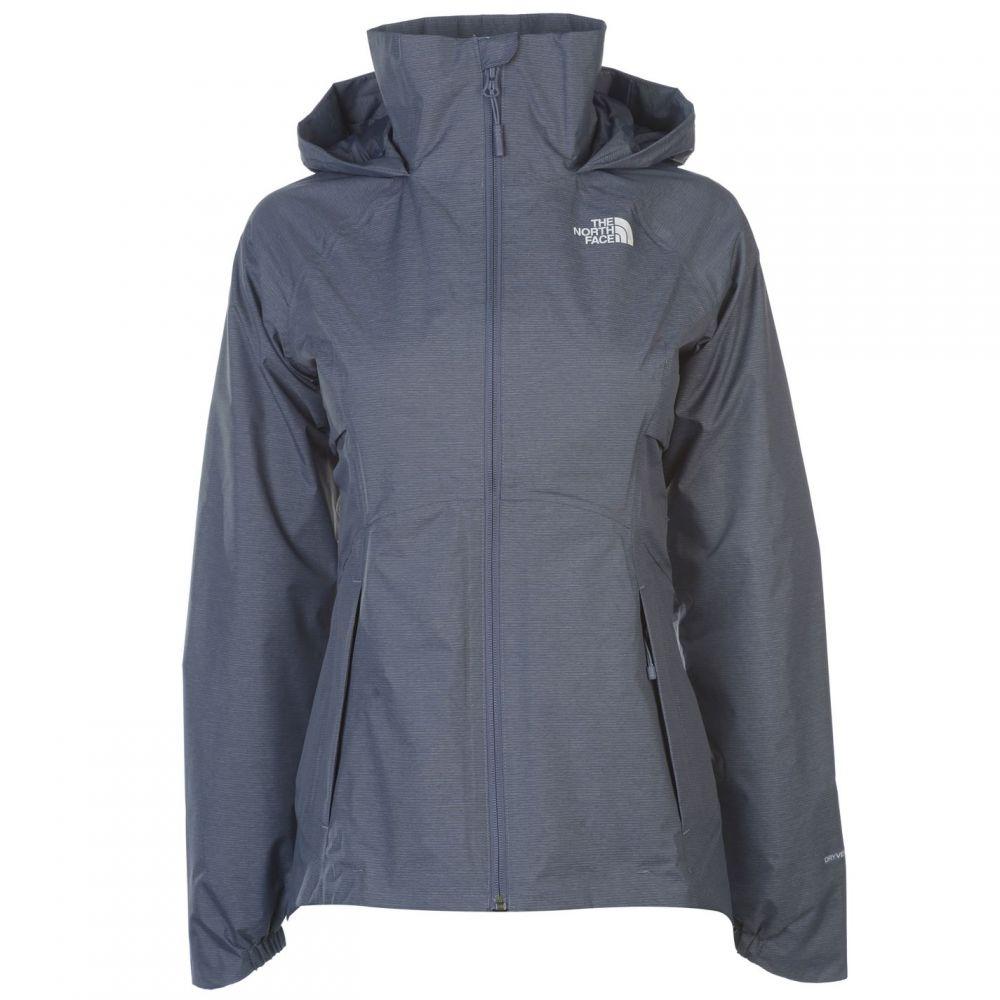 ザ ノースフェイス The North Face レディース アウター ジャケット【The Dryvent Jacket】Grey White Hthr