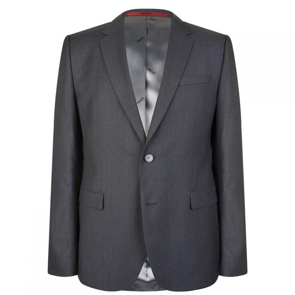 ヒューゴ ボス Hugo Business メンズ アウター スーツ・ジャケット【Light Wool Blazer】Mid Grey