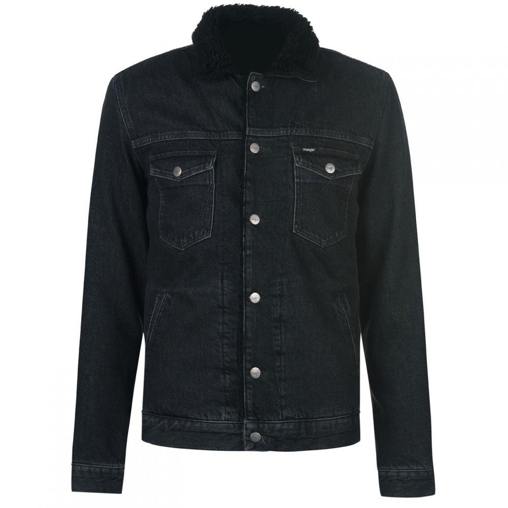 ラングラー Wrangler メンズ アウター ジャケット【Sherpa Jacket】Black