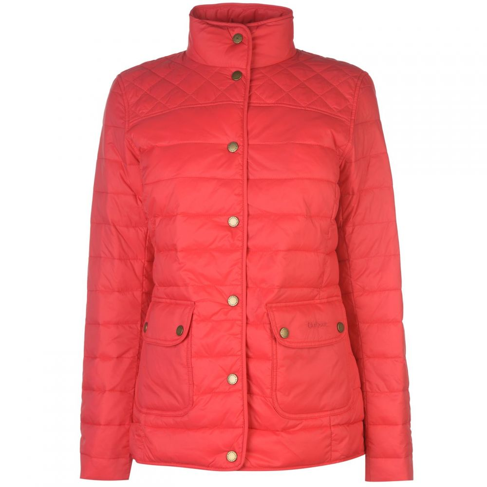 バブアー Barbour Lifestyle レディース アウター ジャケット【Barbour Coledale Jacket】POMEGRANET
