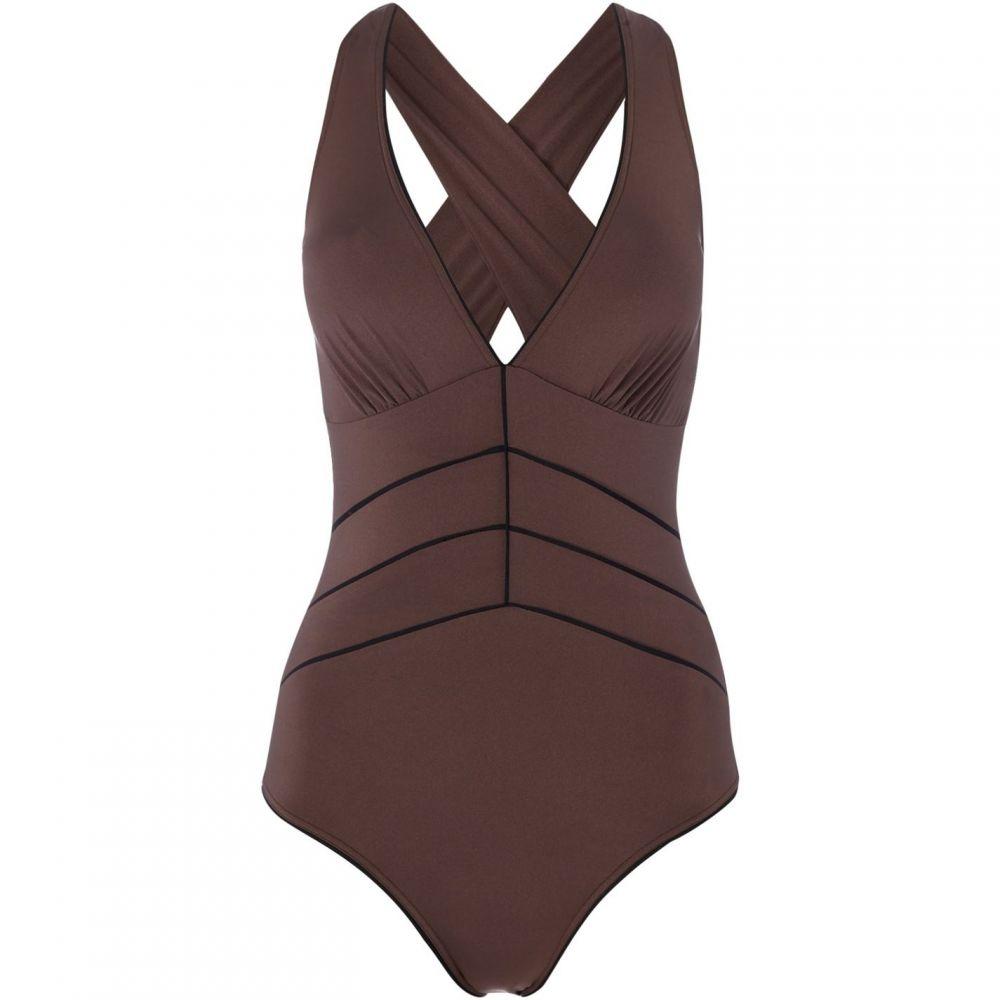 ビバ Biba レディース 水着・ビーチウェア ワンピース【Bronze Icon Sophia Swimsuit】Bronze