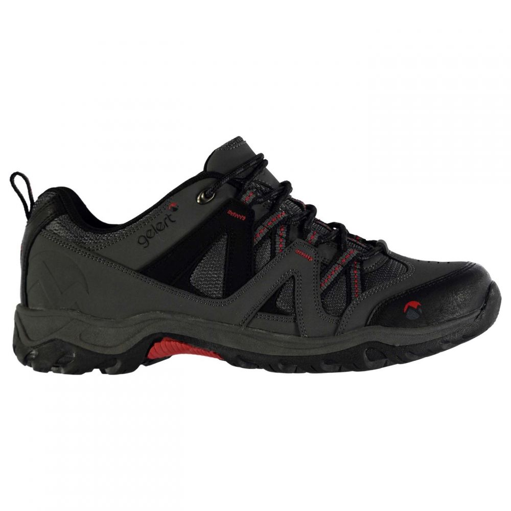 ジェラート Gelert メンズ ランニング・ウォーキング シューズ・靴【Ottawa Low Walking Shoes】Charcoal