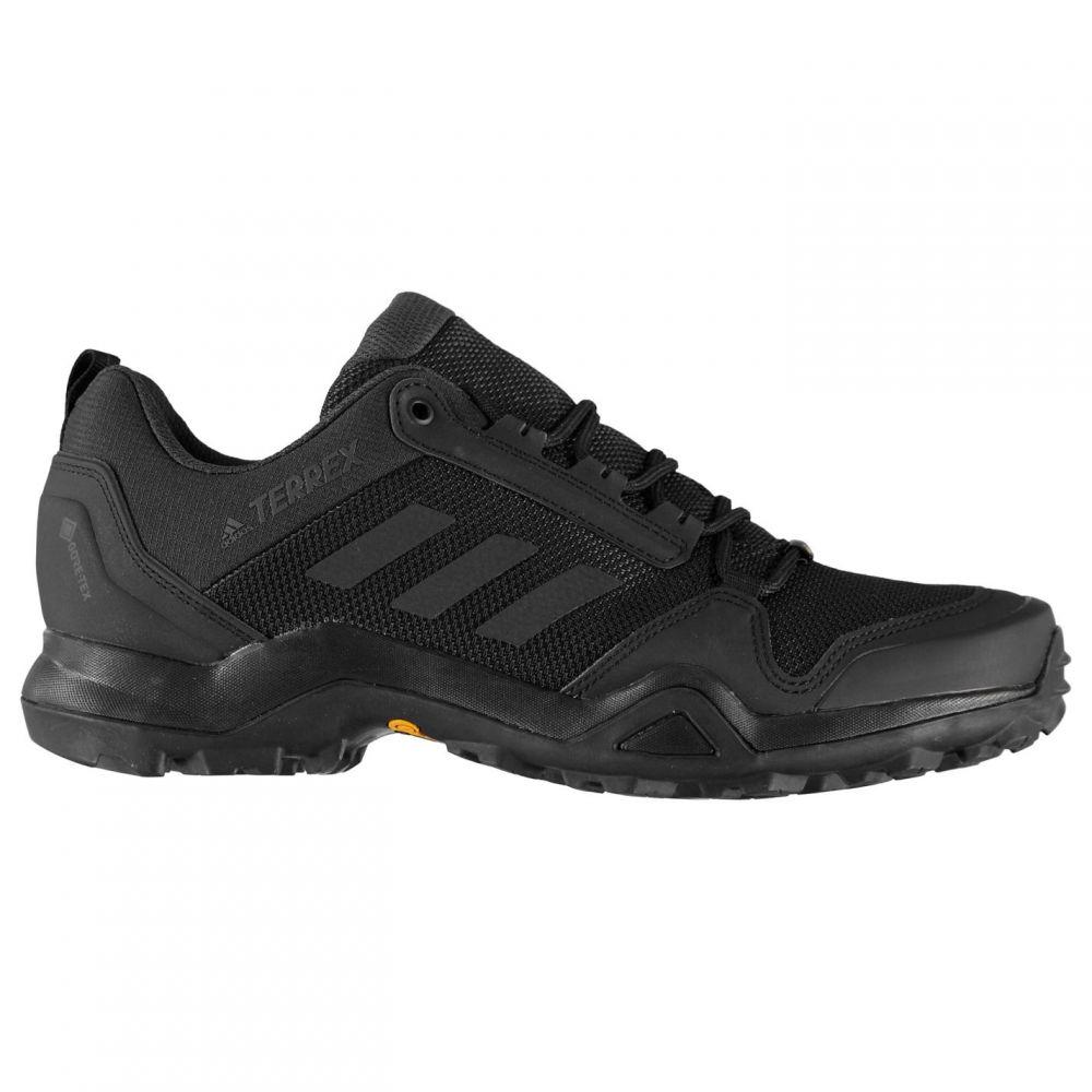 アディダス adidas メンズ ランニング・ウォーキング シューズ・靴【TERREX AX3R GTX Walking Shoes】Black/Grey Five
