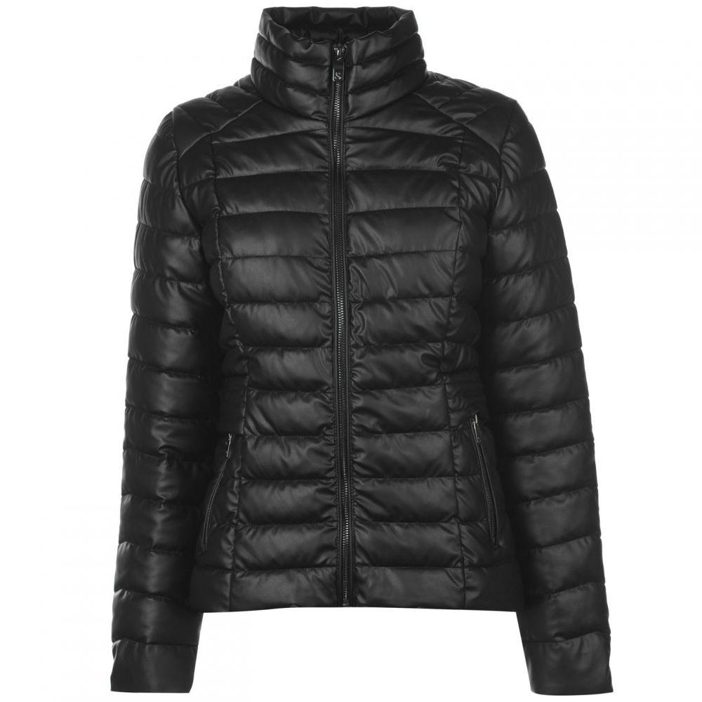 サルサ Salsa レディース アウター コート【Leather Coat】
