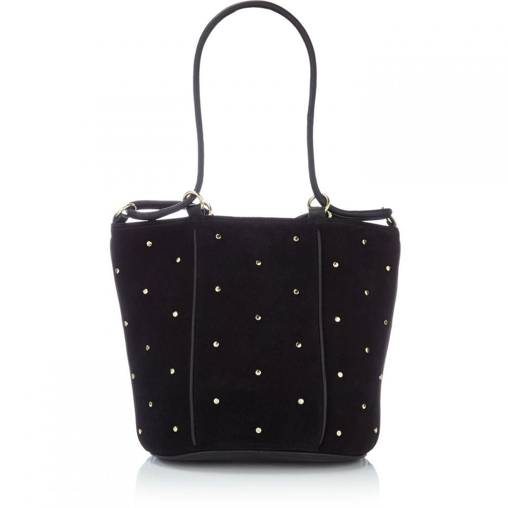 ビバ Biba レディース バッグ ショルダーバッグ【Alexa Suede Shoulder Bag】Black