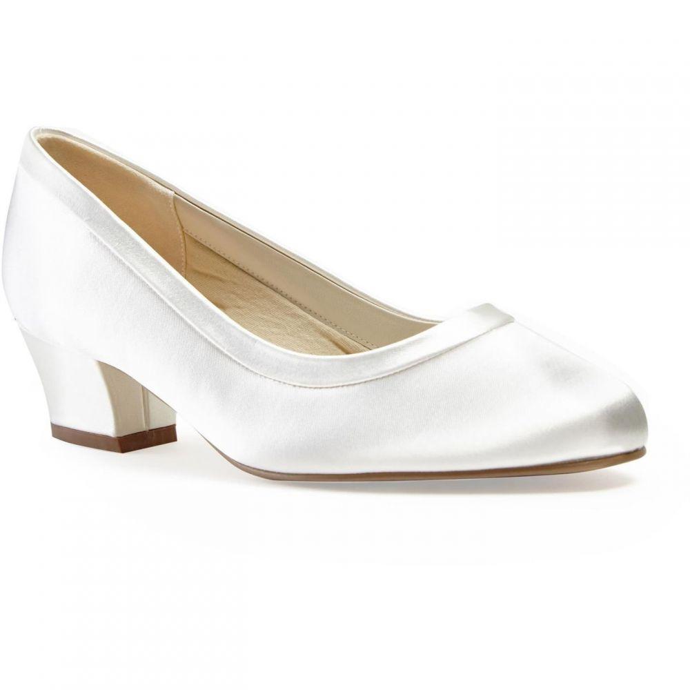 パラドックスロンドンピンク Paradox London Pink レディース シューズ・靴 パンプス【Wide Fit `Favour` Court Shoes】Ivory