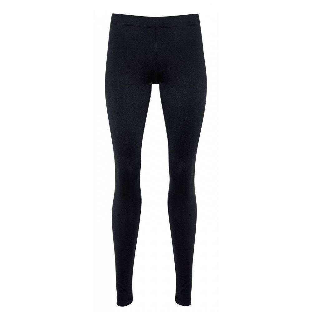 ホットスカッシュ HotSquash レディース インナー・下着 スパッツ・レギンス【Leggings with unique ThinHeat Tech】Black