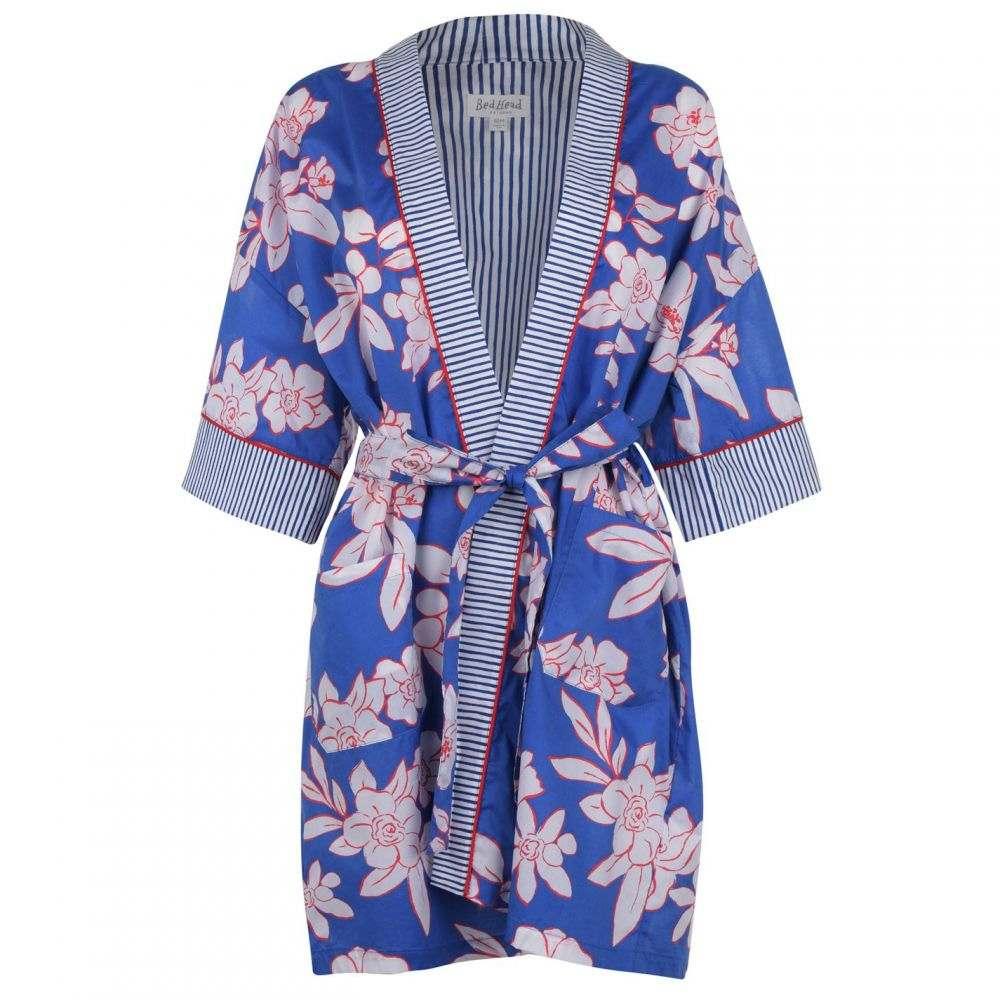 ベッドヘッド Bedhead レディース ガウン・バスローブ インナー・下着【oh beautiful cotton kimono robe】BBeautiful