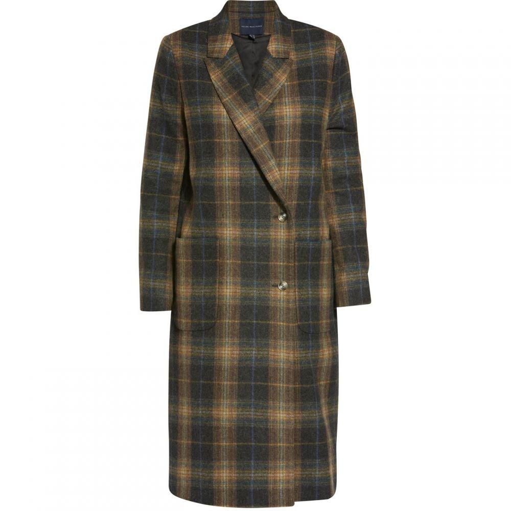 ヘレンマクアリンデン Helen McAlinden レディース コート アウター【victoria coat】Multi-Coloured