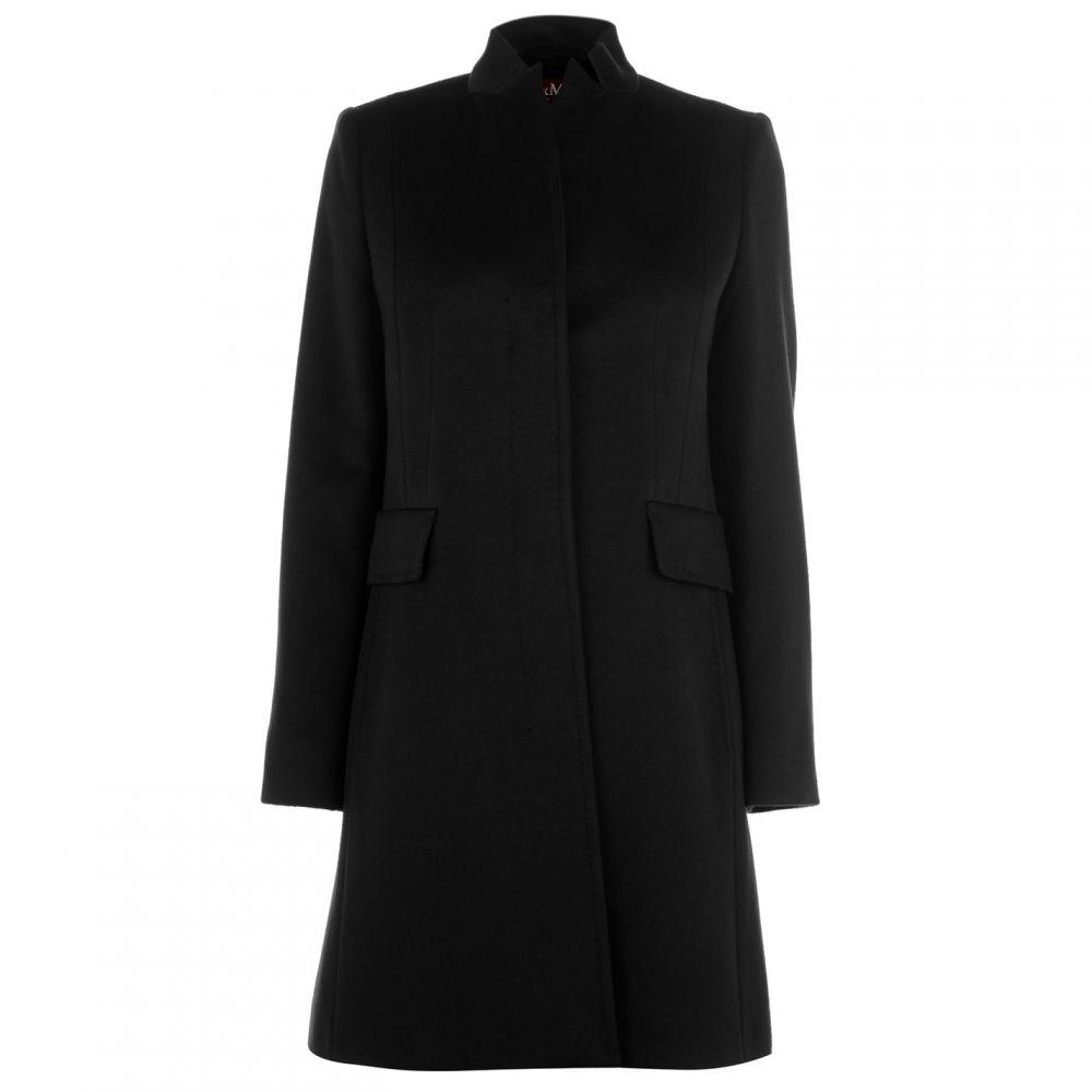 マックスマーラ Max Mara Studio レディース コート アウター【mms marengo coat】BLACK