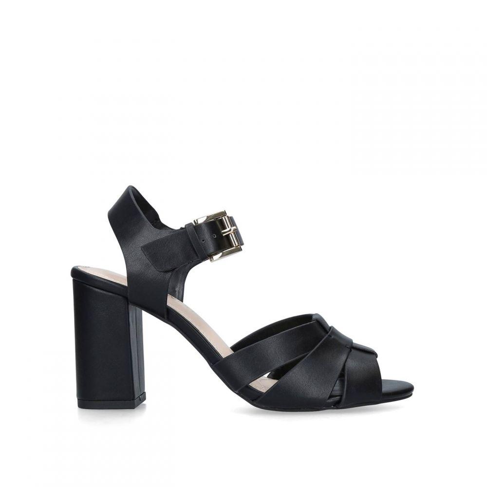 ナインウェスト Nine West レディース サンダル・ミュール シューズ・靴【kick sandals】Black
