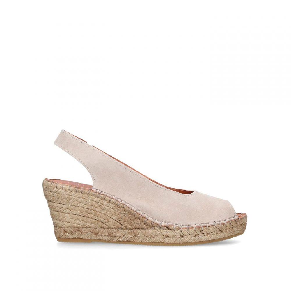 カーヴェラコンフォート Carvela Comfort レディース シューズ・靴 サンダル・ミュール【Sharon Sandals】Brown
