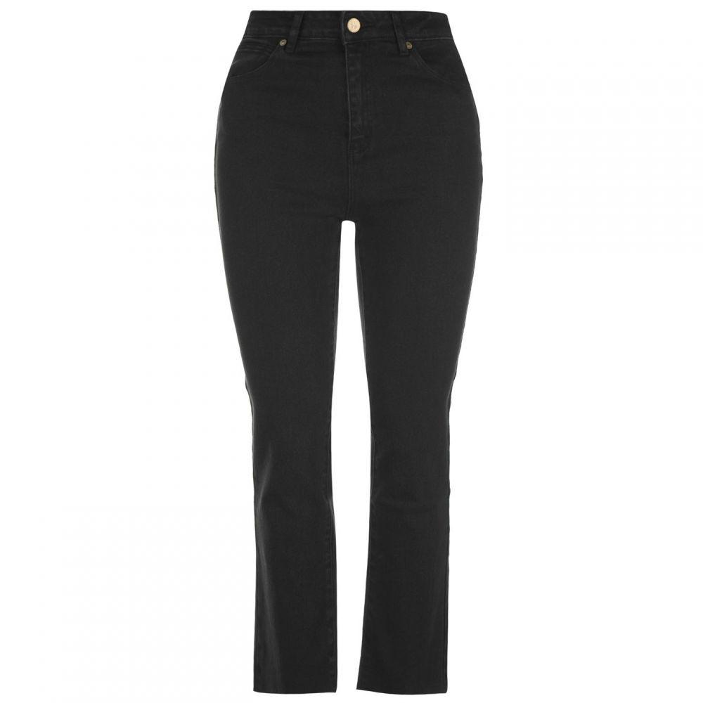 エイブランドジーンズ Abrand レディース ジーンズ・デニム ボトムス・パンツ【high crop boot leg jeans】Sunset Black