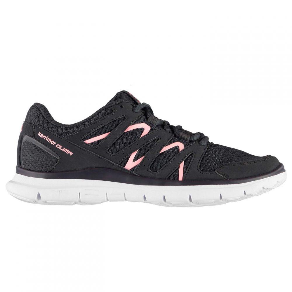 カリマー Karrimor レディース ランニング・ウォーキング シューズ・靴【Duma Running Shoes】Charcoal/Coral