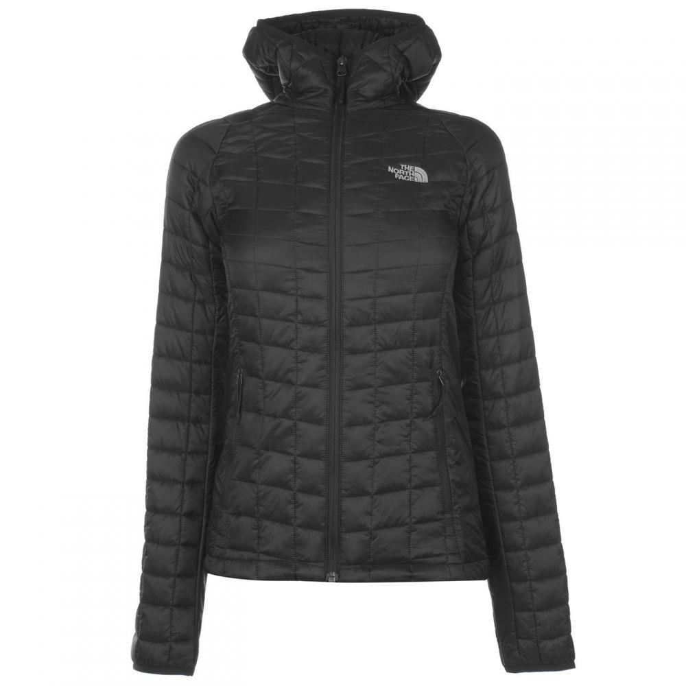 ザ ノースフェイス The North Face レディース ジャケット アウター【the thermoball hooded jacket】TNF Black
