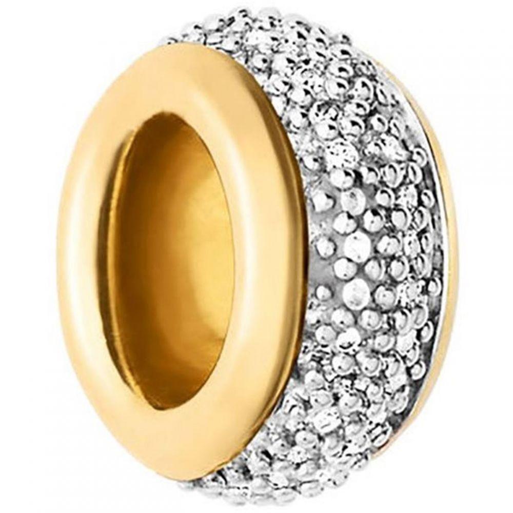 リンクス オブ ロンドン Links of London レディース ジュエリー・アクセサリー【18Kt Vermeil And White Diamond Bead】Silver