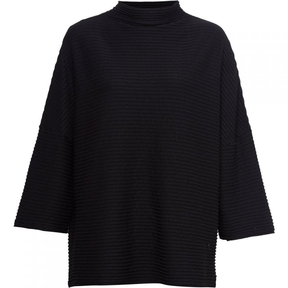 フレンチコネクション French Connection レディース トップス 【sudan pique mock neck top】Black