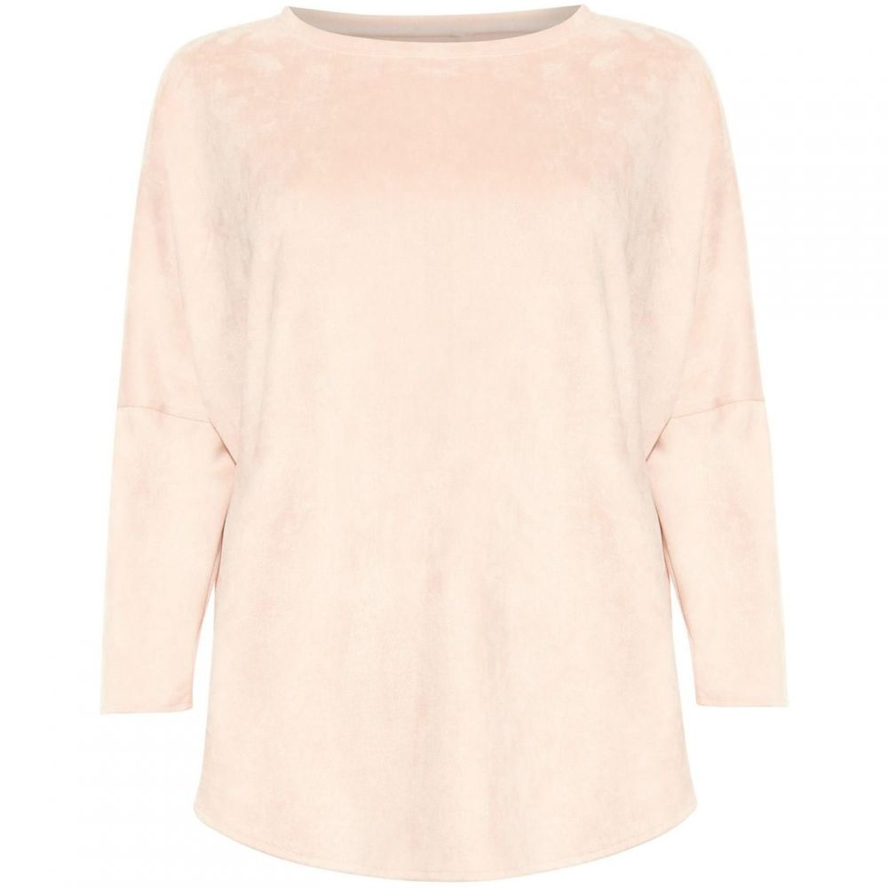 フェーズ エイト Phase Eight レディース トップス 【sistine suedette swing top】Pale Pink