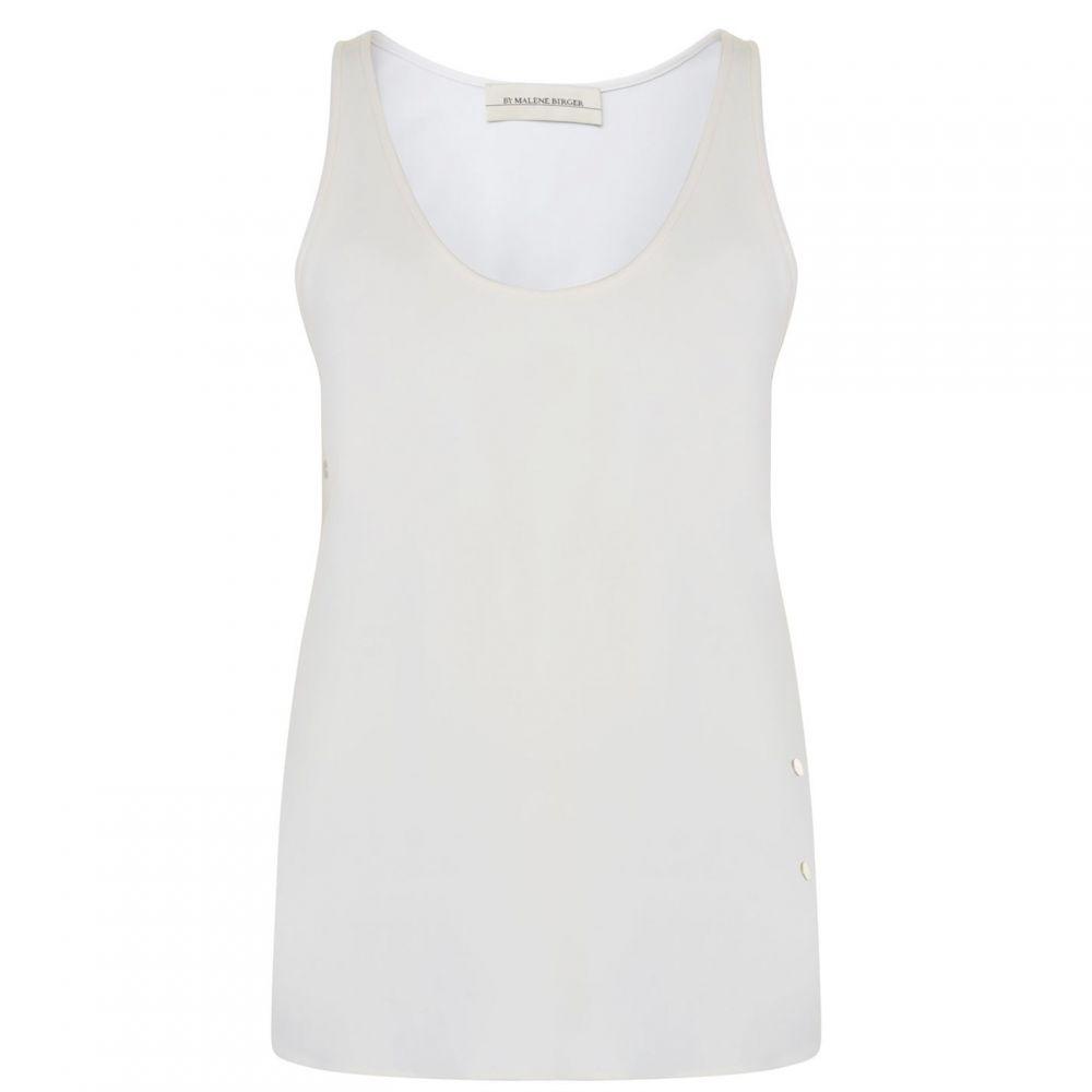 バイ マレーネ ビルガー BY MALENE BIRGER レディース トップス 【ivilaso top】Soft White