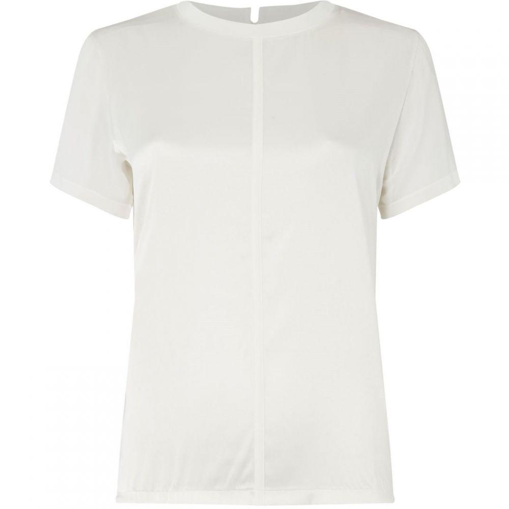 ヒューゴ ボス Boss レディース トップス 【efrona jersey top】White