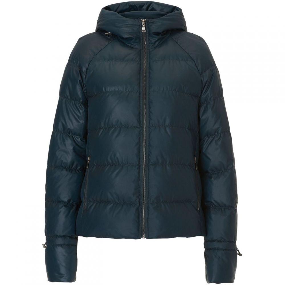 ベティー バークレイ Betty Barclay レディース ダウン・中綿ジャケット アウター【puffa jacket with hood】Blue