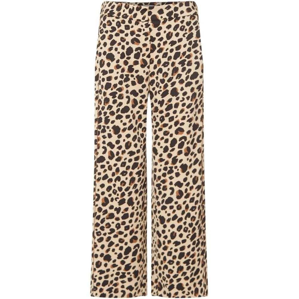 マレーラ Marella レディース ボトムス・パンツ ワイドパンツ【cera wide leg leopard】Leopard