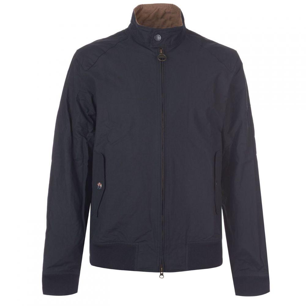 バーブァー Barbour International メンズ アウター ジャケット【Barbour Harrington Jacket】Navy