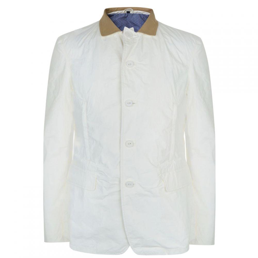 ダナ キャラン ニューヨーク DKNY メンズ ジャケット アウター【jacket】Off White