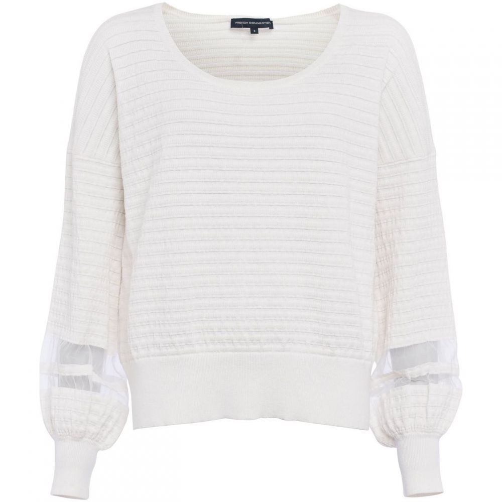 フレンチコネクション French Connection レディース ニット・セーター トップス【astra knit jumper】White