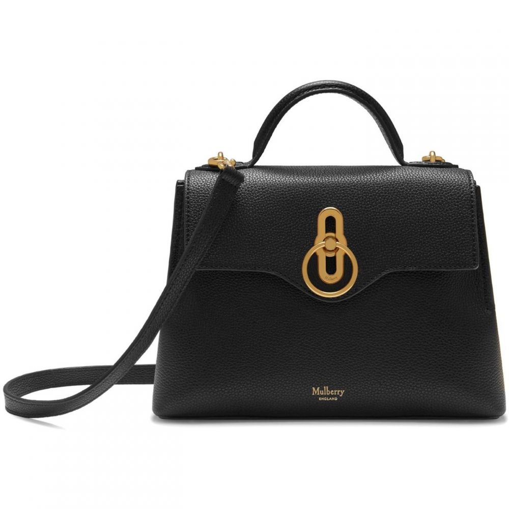 マルベリー Mulberry レディース バッグ【Mini Seaton Bag】Black