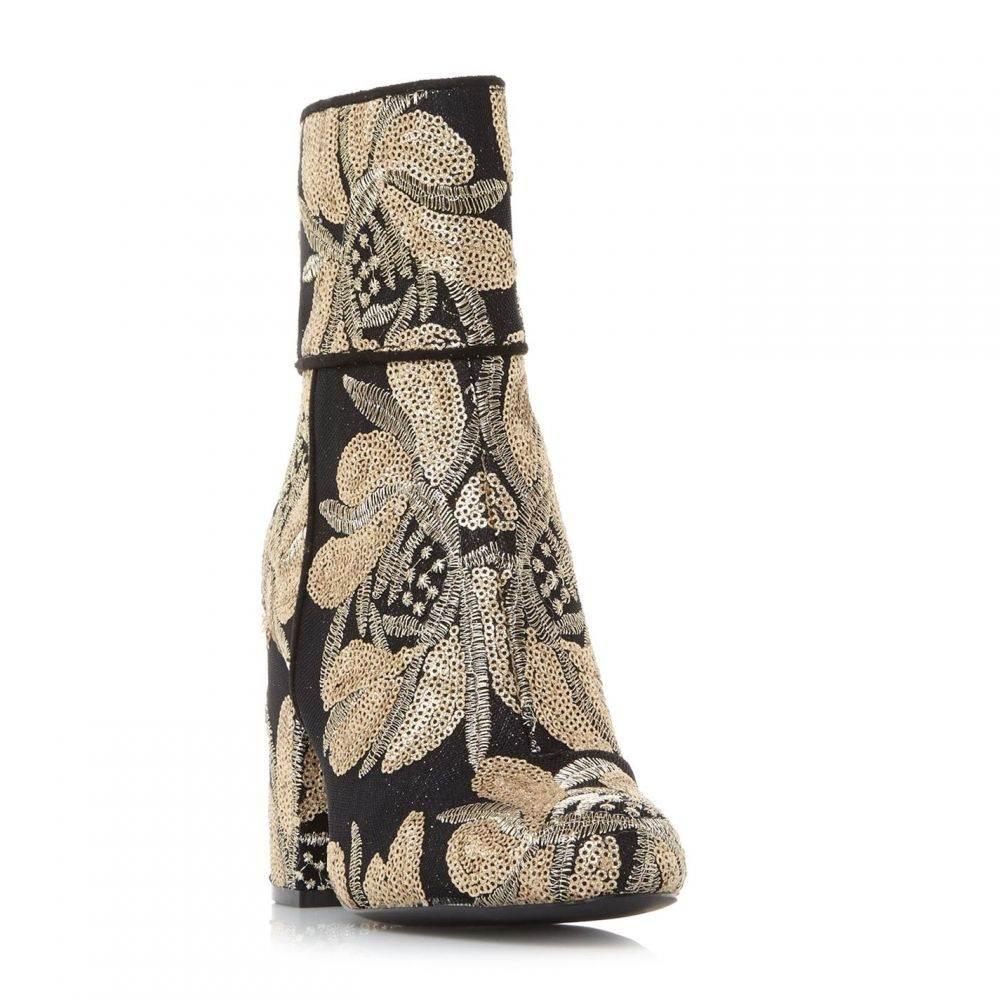 スティーブ マデン Steve Madden レディース シューズ・靴 ブーツ【Goldie SM Brocade Boots】Multi-Coloured