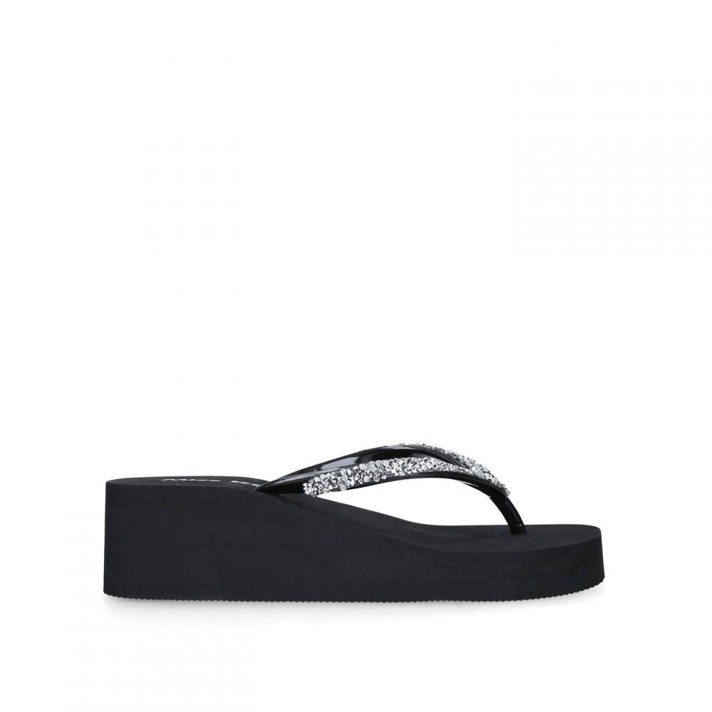 ミス ケージー Miss KG レディース シューズ・靴 ビーチサンダル【Denise Flip Flops】Black