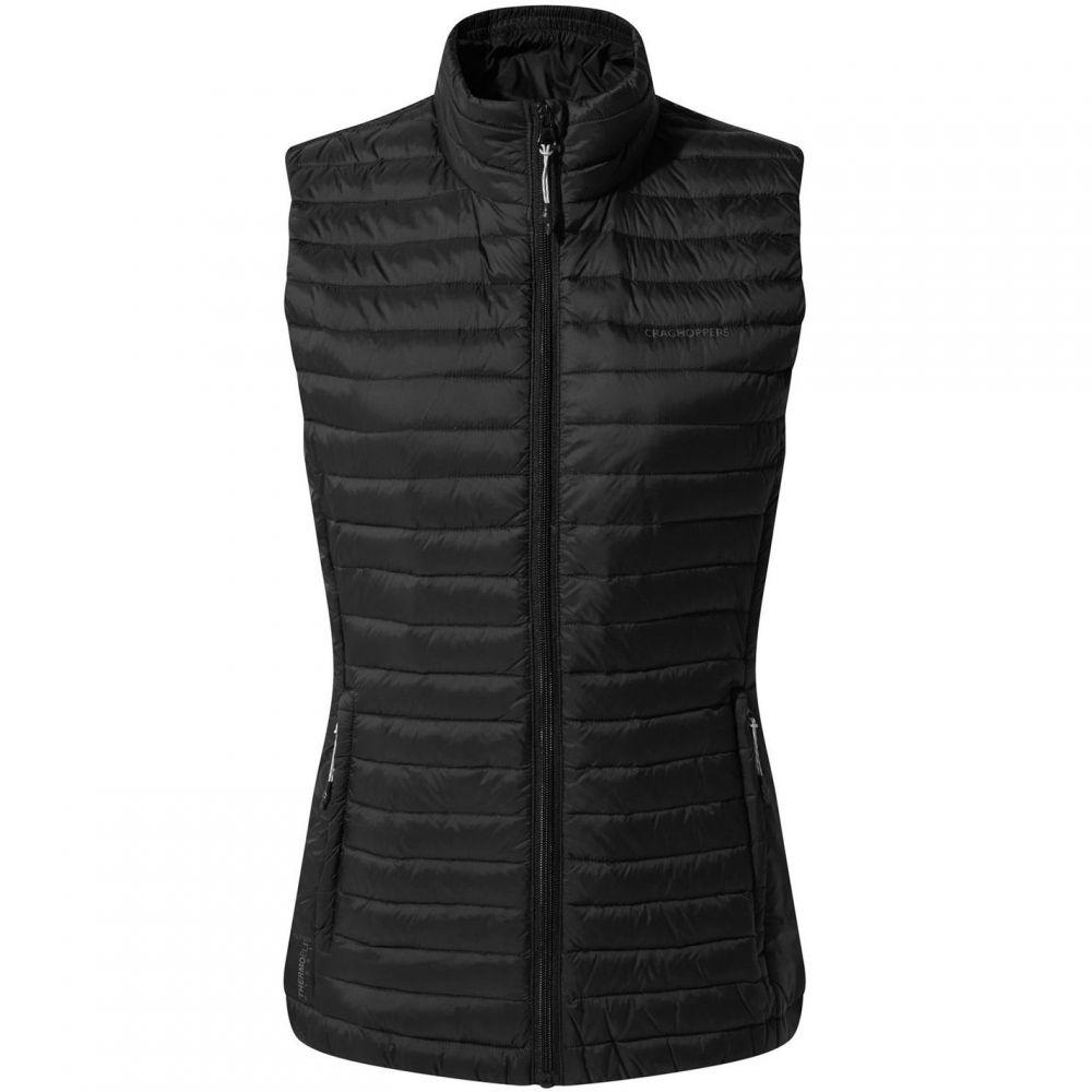 クラッグホッパーズ Craghoppers レディース トップス ベスト・ジレ【Venta Lite Vest】Black