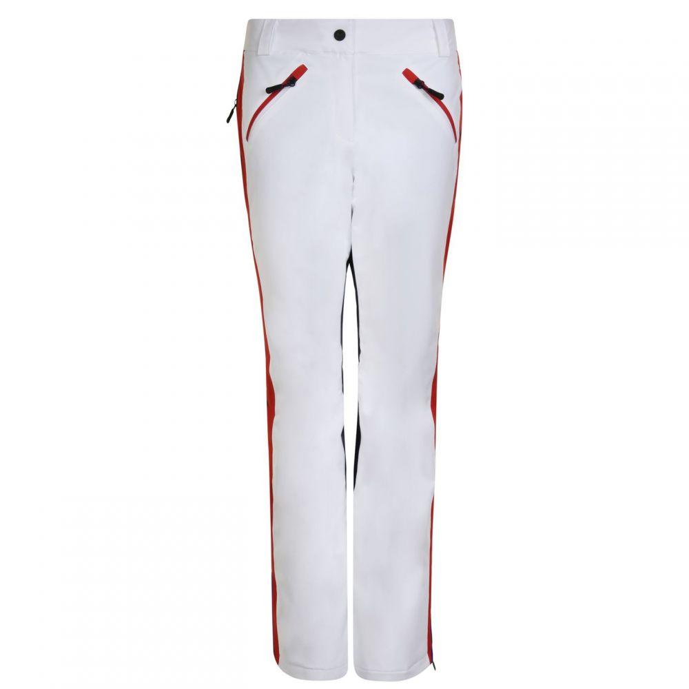 トミー ヒルフィガー Tommy x Rossignol レディース スキー・スノーボード ボトムス・パンツ【strike ski trousers】Classic White